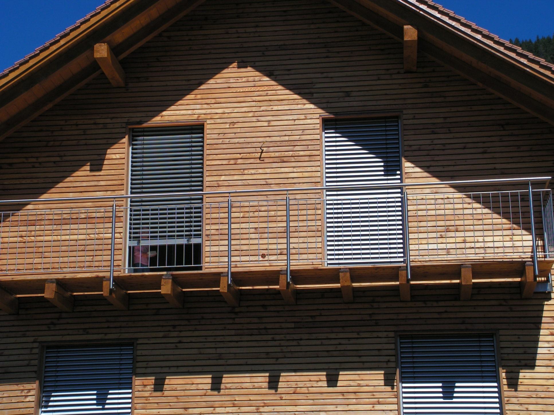 Holzfertighaus energieeffizient bauen